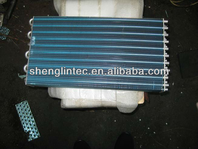High performance stainless steel car iron radiator