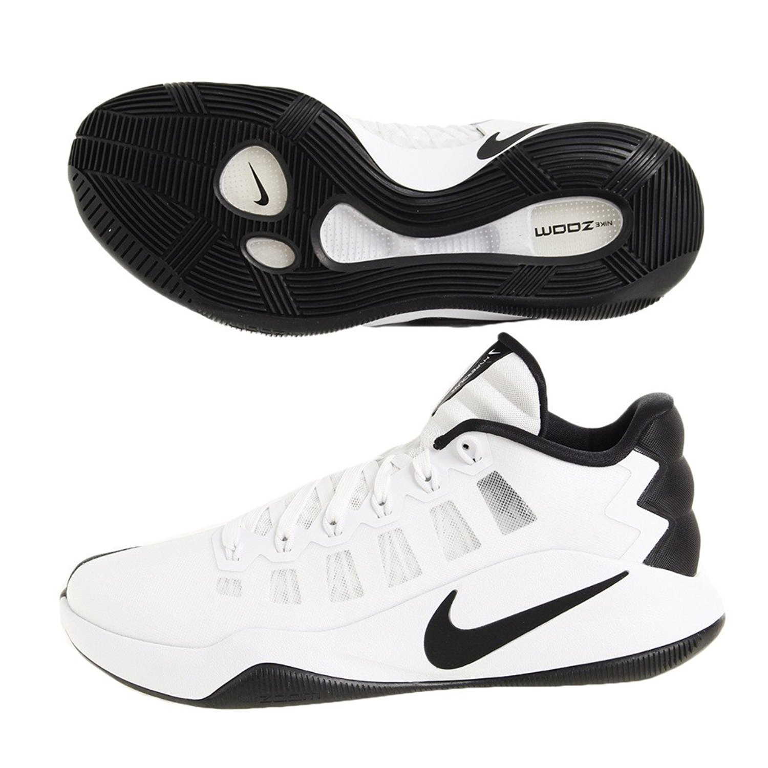 Get Quotations � Nike Men\u0027s Hyperdunk 2016 Low EP, WHITE/BLACK