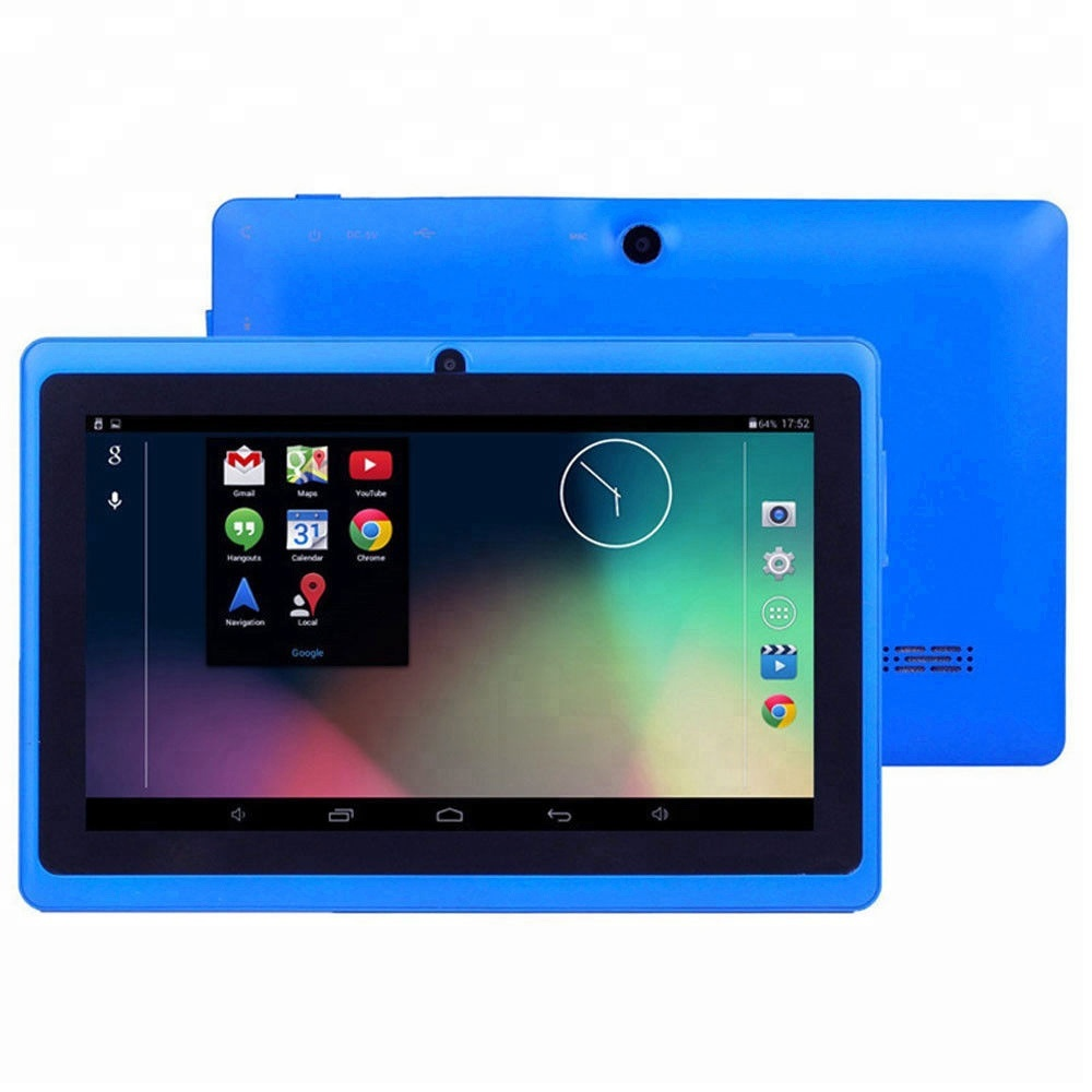 "Cheapest 7"" Android Google Android Smart PC <strong>Tablet</strong> Q88 8GB With Touch Screen Camera Used laptop"