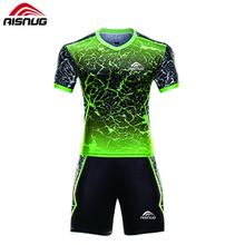 último clasificado busca lo mejor originales Fabricante personalizado Jersey de fútbol verde oscuro