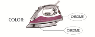 New mini dainty cordless clothes electric dry iron