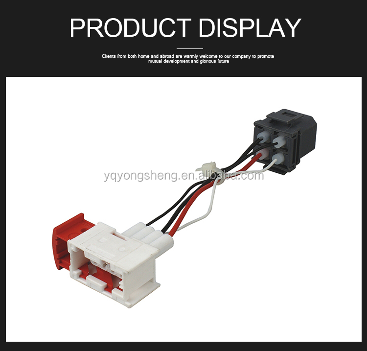 Ts16949 Certification Automotive Wire Harness For Truck Trailer