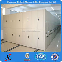 heavy duty movable archives vertical storage system