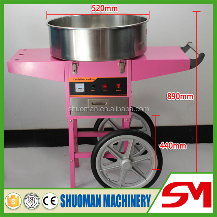 marshmallow machine