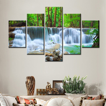 Digital Printed Wholesale Canvas Frame Art Print For Kitchen Wall Art Decor