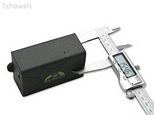 Track/Monitor Rented Yatch w/ MINI Hidden GPS Spy Tracking Device- Echowalt Upgrade
