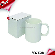 Wholesale Durable Using White Mugs For Sublimation