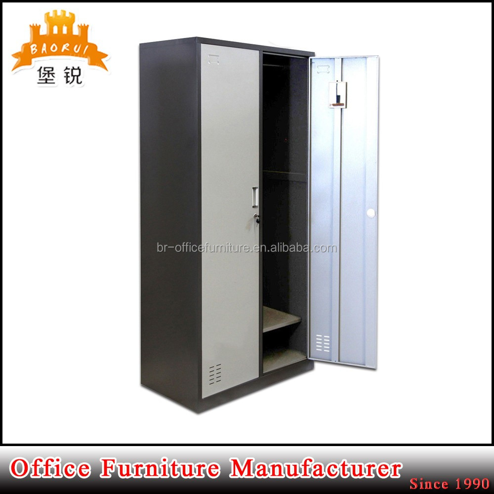 Metal Hanging Clothes Storage Wardrobe Cabinet For Sale - Buy ...