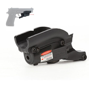 Red Laser Sight Device For M92 Pistol With Lateral Grooves For Beretta  Model 92 96 M9 - Buy Red Laser Sight M92,M92 Red Laser Sight,Red Laser  Sight