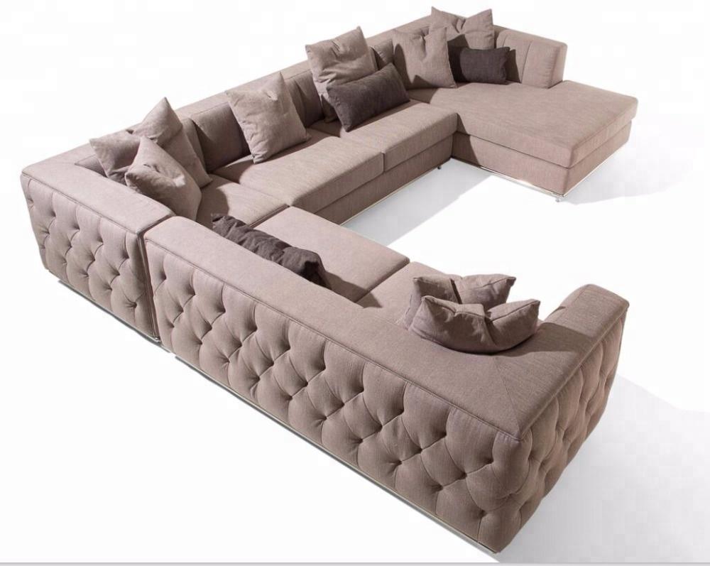 Modern interior furniture contemporary sectional sofa set living room sofa