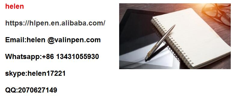 Slim Metal Shell Pen Gold Part Thin Pen Customizing logo