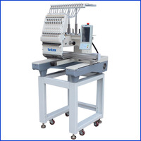 1501 Single Head Flat Computerized Embroidery Machines With Price Tajima Embroidery Machine