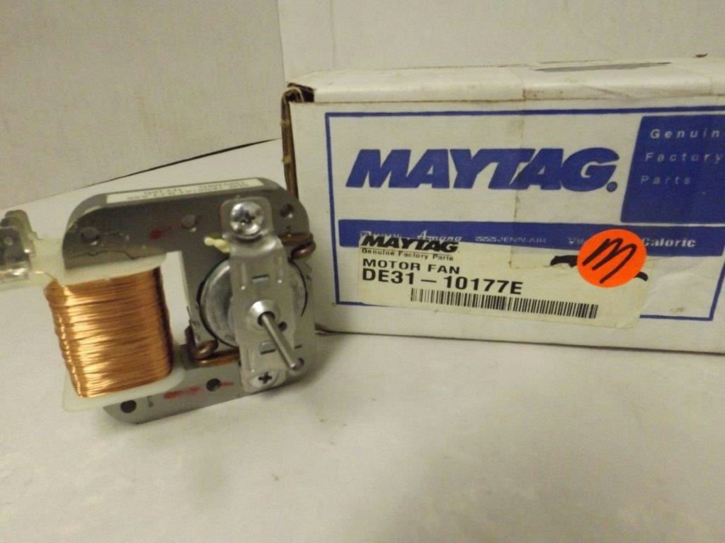(Ship from USA) MAYTAG WHIRLPOOL MICROWAVE DE31-10177E MOTOR FAN NEW /ITEM NO#8Y-IFW81854200424