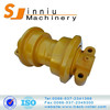 yellow or black excavator undercarriage part track roller