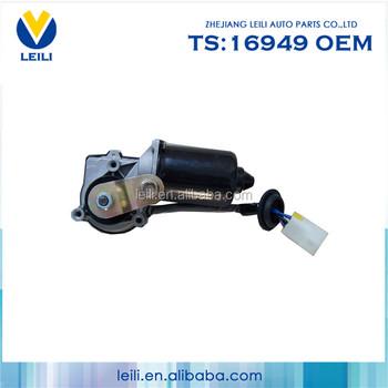 Zd2332 Car Windshield 24v 12v Wiper Motor Specification