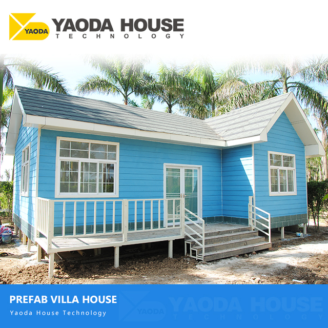 Modular Prefab Small Modern Eco Friendly Home Fast Constructed