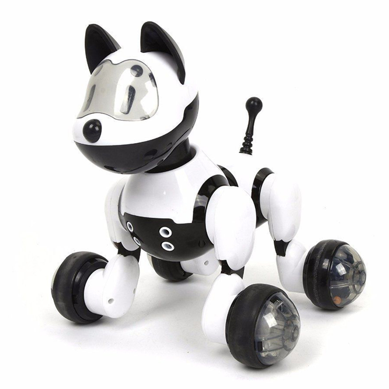 Cute! FXD Youdi&Cindy Intelligent child toy robot Voice Control Robot Singing and Dancing Dog/Cat Toy electronic robot dog toy
