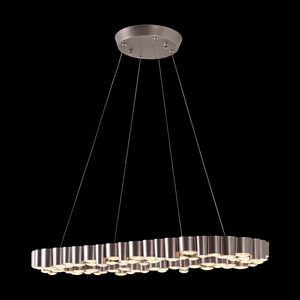 Living room Chandeliers Stainless steel LED Pendant Lights