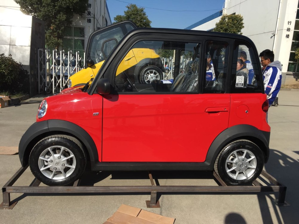 4 Wheel 2 Seater Cars For Electric Penger Car Rhd Lhd