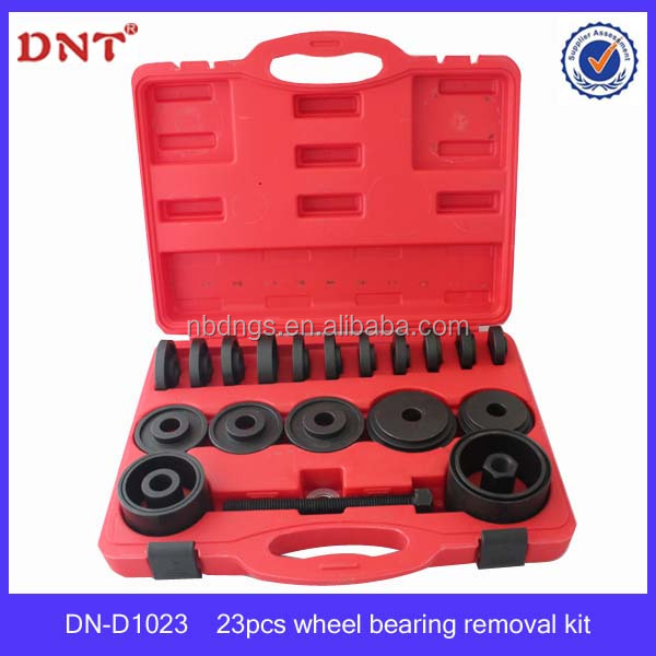wheel bearing removal kit and Installtion tool set /FWD frnt wheel bearing adapters for auto body repair/manufacture