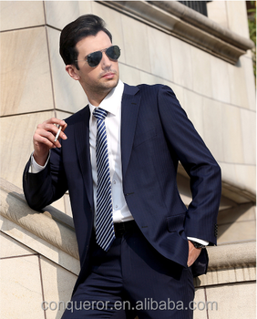 2015 Mtm Fashion Men's Business Suit,Slim Fit Suits