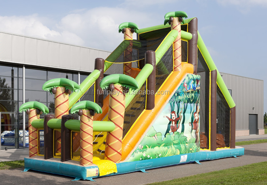 HI inflatable tunnel game,adult inflatable obstacle course,play equipment obstacle