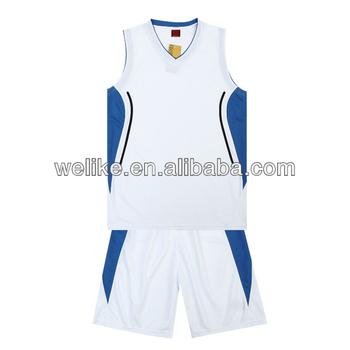 4f350b19ce5 White basketball jersey design basketball t-shirt cheap basketball uniforms