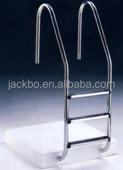 Hot Sale In-ground Pool Ladders / Swimming Pool Ladder / Steel Step Ladder  - Buy In-ground Pool Ladders,Swimming Pool Ladder,Steel Step Ladder Product  ...