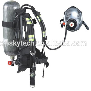 RHZKF6.8 / 30 positive pressure firefighting air respirator