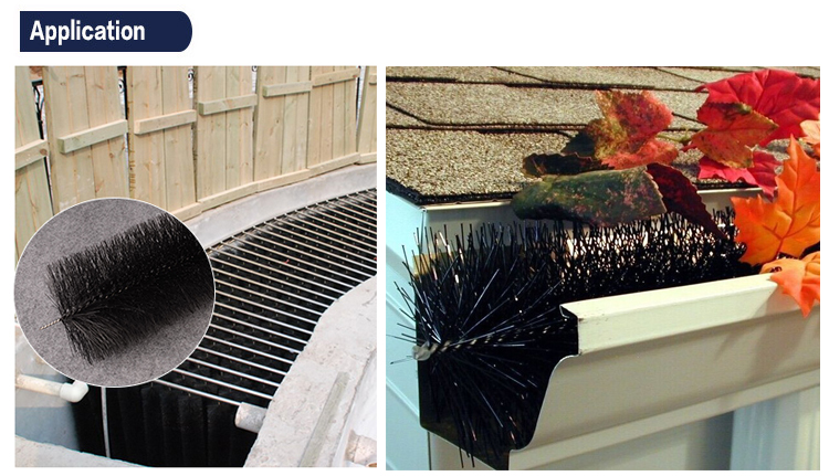High Quality Gutter Rain Guards Gutter Worm Cleaning ...