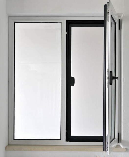 China Manufacturers Aluminum Casement Window Price