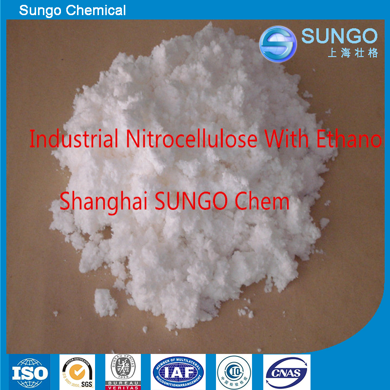paint and coating raw material Nitrocellulose CAS No 9004-70-0