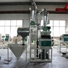 304 Stainless steel food machinery wheat maize flour flour mill