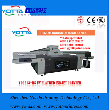 High speed MDF, wood flatbed uv printer With Embossing