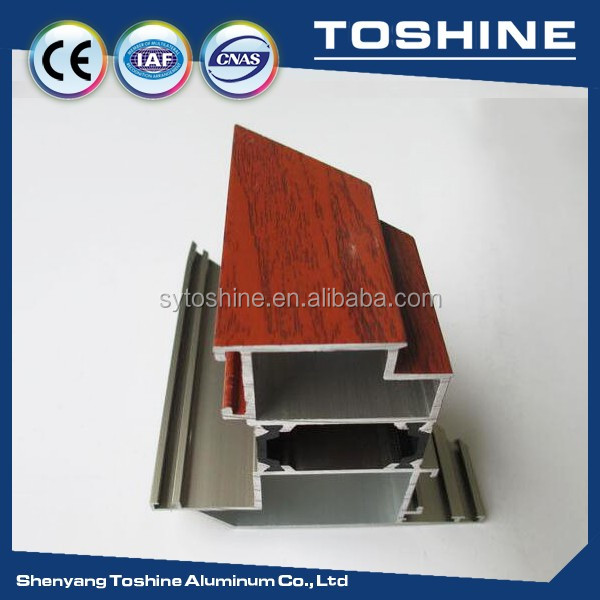 Good! Hot structural aluminum tubing sizes for mdf wood color aluminum window extrusion profile