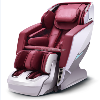 New Model L Shape Zero Gravity 3D Massage Chair For Sale