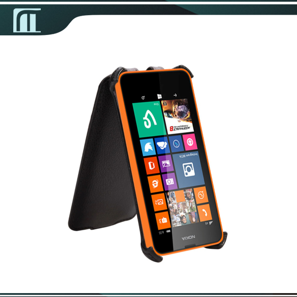 For NOKIA Lumia 630 635 Dual Case New Flip Ultra Thin
