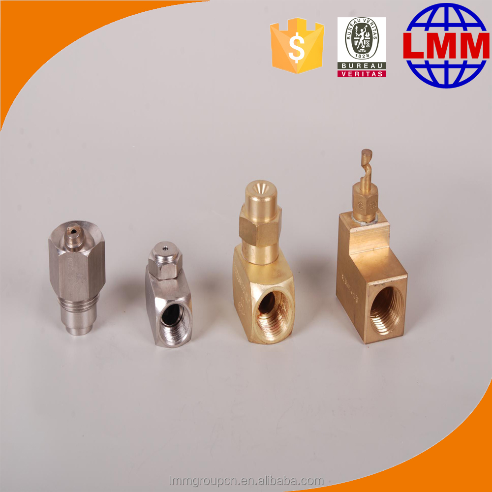 Directly factory globally recognized OEM Air-water atomizing nozzle