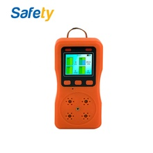 Industry use 4 gas CH4 H2S CO O2 detection portable multi gas detector