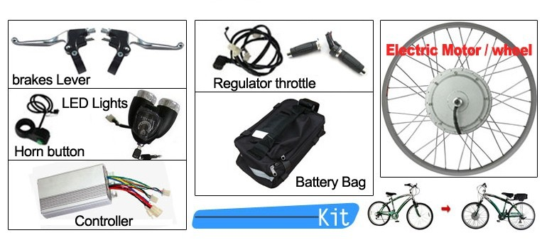 Chinese Cheap 250w Electric Bike Kit For Sale Buy