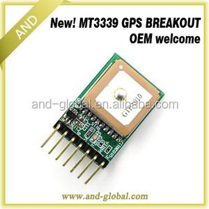 Gms hpr breakout board,mtk evaluation board,1Hz,9600BPS,Enable pin to  shutdown the module