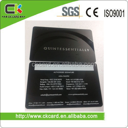 China free black business cards wholesale alibaba free design fashional matte black plastic business cards reheart Gallery