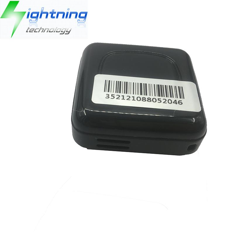 Mini Dual Sim Card GPS Tracker Child Locket Key Chain GPS Tracker Can Bus 2G GSM GPRS Locator Tracking Device SOS