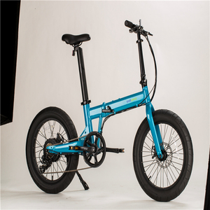 fat tire bike China ebike with seat post battery