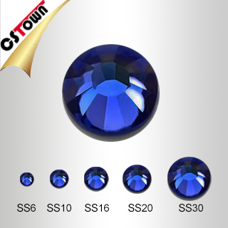 Wholesale High Adhensive AAAA Grade Iron on Rhinestones In Bulk