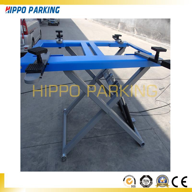 Underground Garage Cost hippo hydraulic garage underground garage cost scissor lifterfor