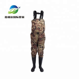 Camo Fishing Waders chest Waders