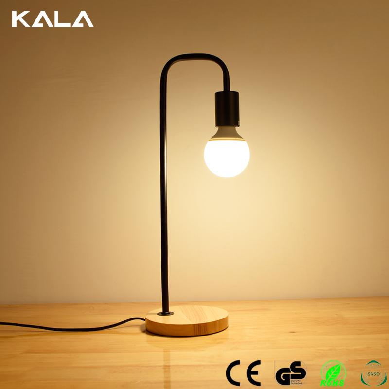 Usa Style Retro Industrial Study Vintage Modern Wood Table Lamp Buy Modern Acrylic Table Lamp Led Table Lamp Touch Table Lamps Modern Product On Alibaba Com