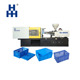 High Quality full Automatic Plastic Fruit Box Production Injection Molding Making Machine price
