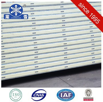 High density foam polyurethane foam sandwich panel for blast freezer cold room